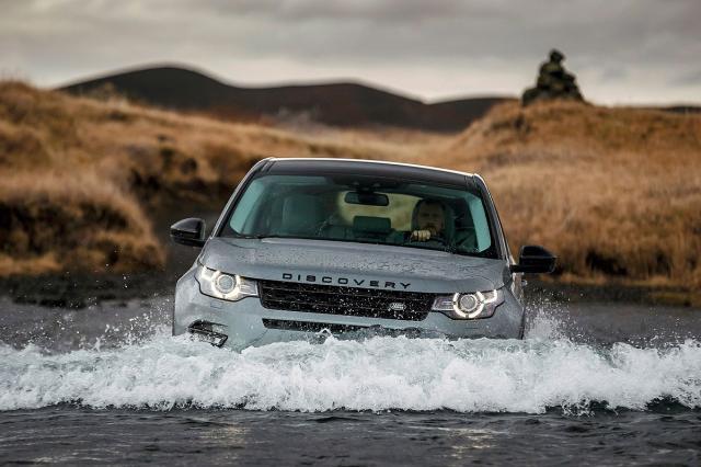 Land Rover Discovery Sport  na našem tržištu