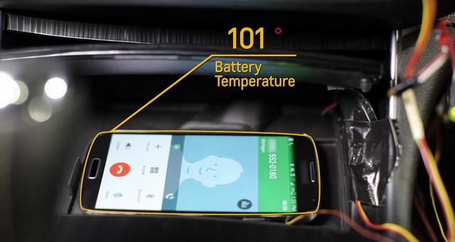Chevrolet dodaje ventilaciju za hlađenje telefona