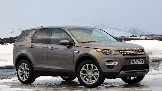 Test: Land Rover Discovery Sport [Video]