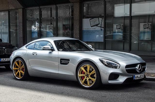 Lorinser se pobrinuo da Mercedes AMG GT izgleda vrhunski