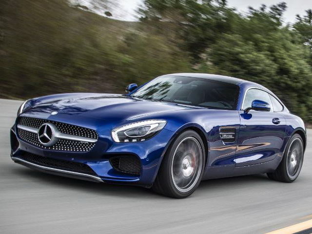 Test: Mercedes AMG GT [Video]
