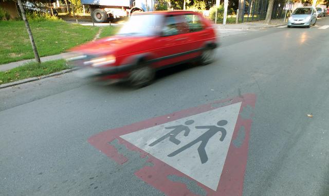 Muškarci stradaju više od žena u saobraćaju