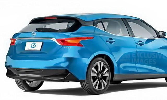 Nissan Leaf i u crossover varijanti?