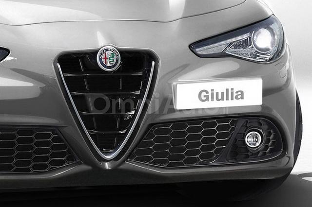 Standardna Alfa Romeo Giulia će izgledati ovako