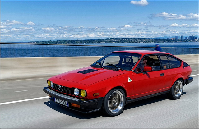 Retrotest:AlfaRomeoGTV[Video]