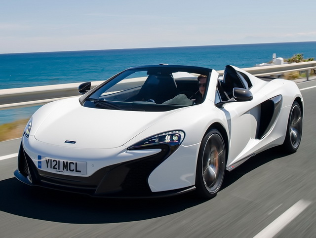 Test:McLarenSSpider[Video]