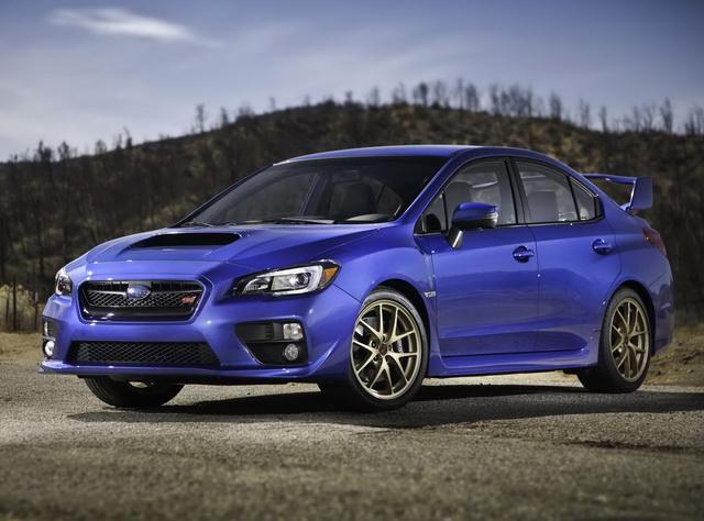 Test: Subaru WRX STI [Video]