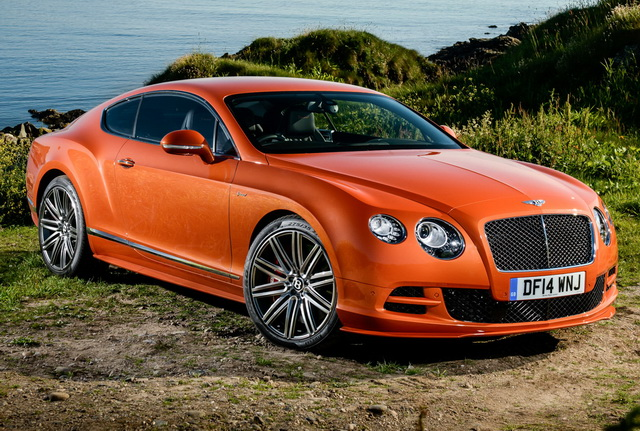 Test: Bentley Continental GT Speed [Video]