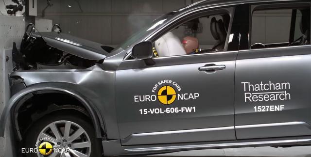 Ko je loše prošao na NCAP testu bezbednosti?