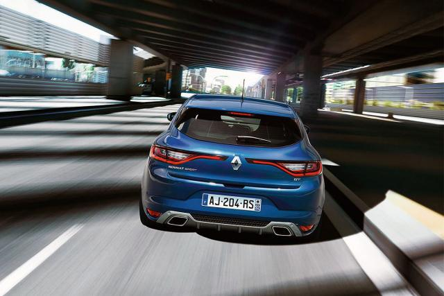 Fotografije novog Renault Megane [Galerija]