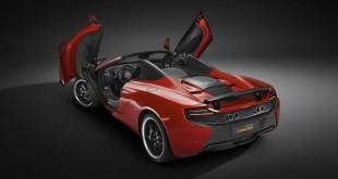 McLarenpredstaviospecijalnuverzijuSSpider[Video]