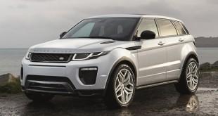Range Rover Evoque dostupan i u Srbiji