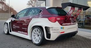 Alfa Romeo Giulietta TCR spremna