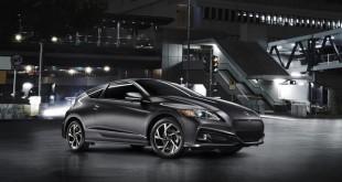 Predstavljena Honda CR-Z za 2016. godinu