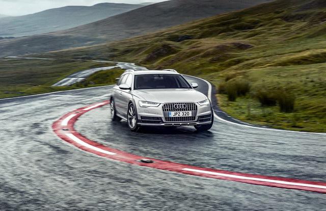Audi A6 Allroad Sport na britanskom tržištu