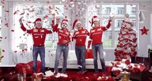 Ferrari objavio video kao čestitku za Božić i novogodišnje praznike [Video]