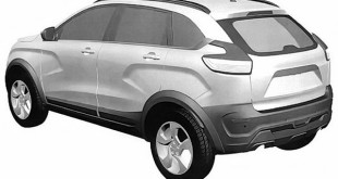 Ovo je izgleda Lada Xray Cross modela