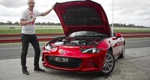 Test:MazdaMX nastazi