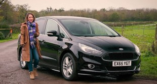 Test:FordS Max