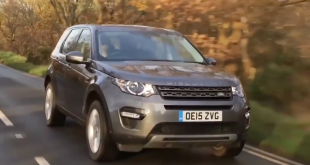Test: Land Rover Discovery Sport