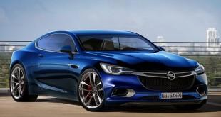 Nova Opel Calibra bi mogla da izgleda ovako