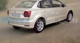 Uslikan Volkswagen Ameo odmah nakon najave