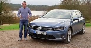 Test: Volkswagen Passat Estate GTE