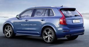 Da li će mali Volvo SUV ovako izgledati?