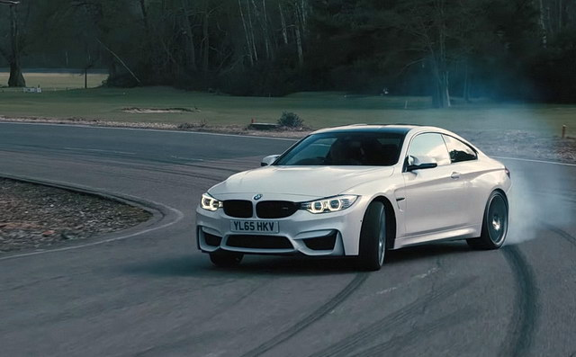BMW M4 Competition Pack - Ultimativna drift mašina? [Video]
