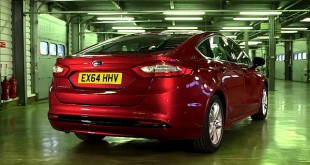Test:FordMondeo
