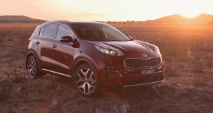 Test: Kia Sportage 2016 [Video]