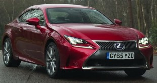 Test: Lexus RC Coupe 2016 [Video]
