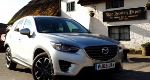 Test:MazdaCX [Video]