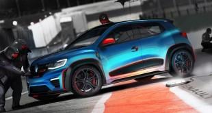 Renault KWID Racer koncept prikazan u Indiji