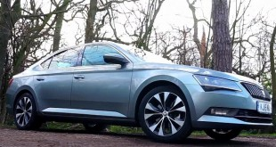Test: Škoda Superb 2016 [Video]