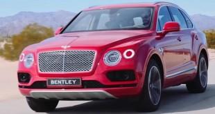 Bentley Bentayga: Najbrži SUV na svetu