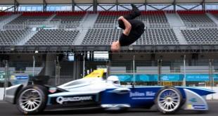 [Video] Salto unazad preko Formule-E