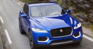 New Jaguar F Pace CSP