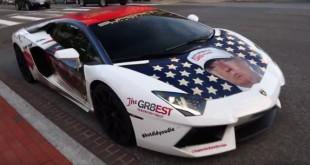 [VIDEO] Lamborghini Trumpventador – pomalo smešna kampanja
