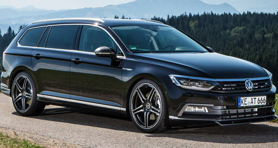 ABT Volkswagen Passat sa 336KS