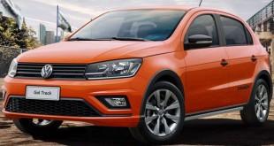 Novi Volkswagen Gol Track