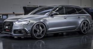 Unapred rasprodat ABT Audi RS6-R