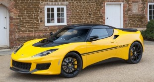 VIDEO: Lotus Evora Sport 410