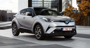 VIDEO: Test Toyota C-HR Hybrid