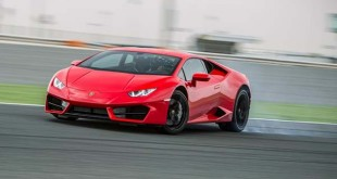 VIDEO: Test Lamborghini Huracan LP580-2