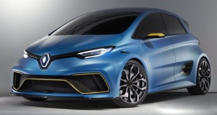 Video: Renault ZOE e-Sport sa 460KS