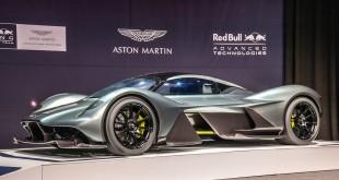 Aston Martin će svakom kupcu Valkyrie skenirati telo