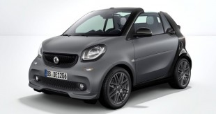 VIDEO: BRABUS Ultimate 125 (Smart ForTwo)