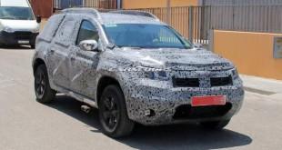 """Novi Dacia Duster pod """"kamuflažom"""""""