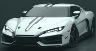 VIDEO: Italdesign ZeroUno